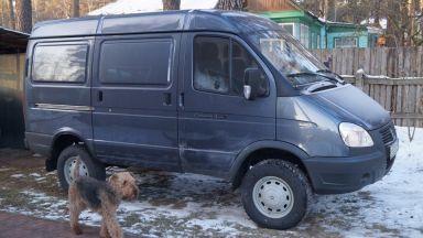 ГАЗ Соболь, 2013