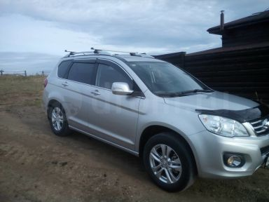 Great Wall Hover H6, 2013