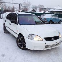 Honda Civic Ferio 1999 отзыв владельца | Дата публикации: 18.01.2016