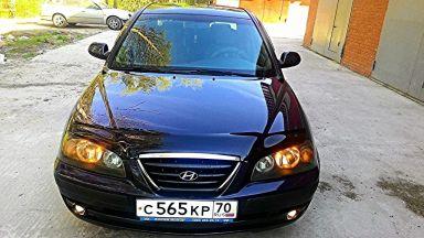 Hyundai Elantra 2005 отзыв автора | Дата публикации 31.01.2016.