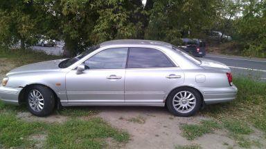 Hyundai XG, 2001