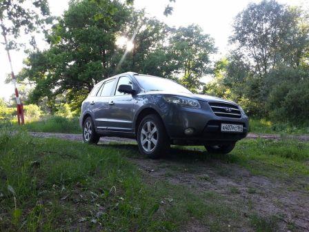 Hyundai Santa Fe  - отзыв владельца