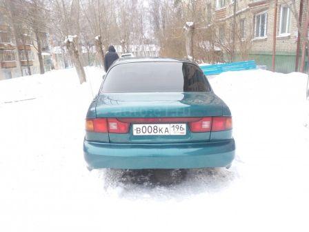 Hyundai Sonata 1994 - отзыв владельца