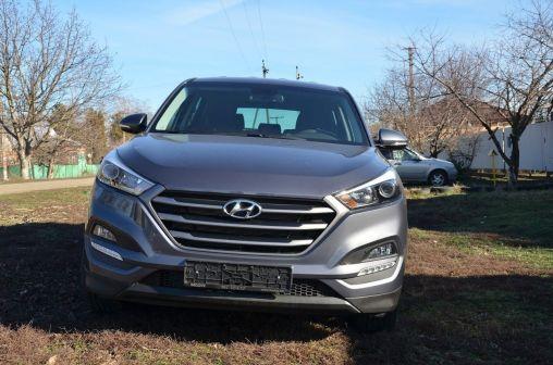 Hyundai Tucson 2015 - отзыв владельца