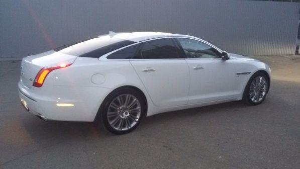Jaguar XJ 2013 - отзыв владельца