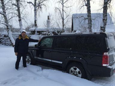 Jeep Commander 2008 отзыв автора | Дата публикации 04.01.2016.