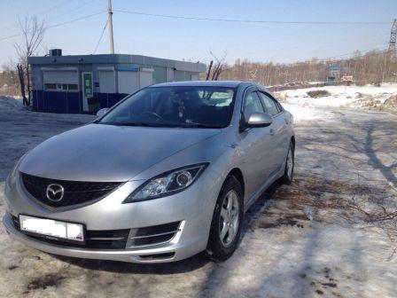Mazda Atenza 2008 - отзыв владельца