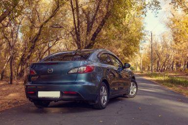 Mazda Mazda3 2010 отзыв автора | Дата публикации 14.01.2016.