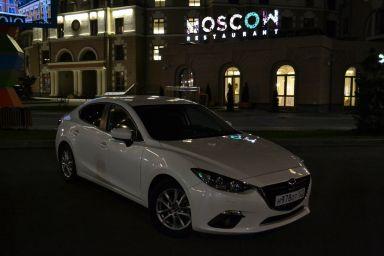 Mazda Mazda3, 2014