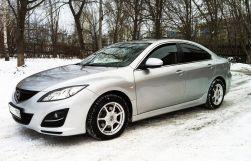 Mazda Mazda6 2011 отзыв автора | Дата публикации 24.01.2016.