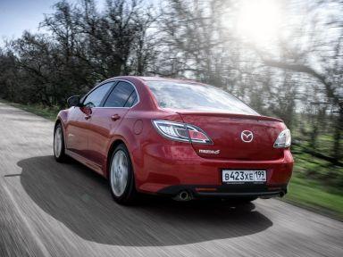 Mazda Mazda6, 2009