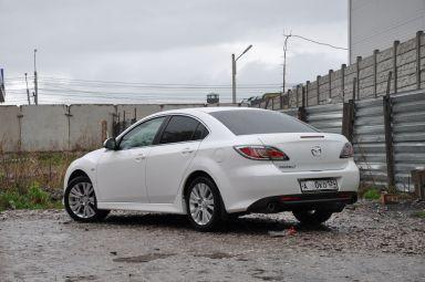 Mazda Mazda6 2012 отзыв автора | Дата публикации 30.01.2013.