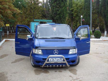 Mercedes-Benz Vito 2002 - отзыв владельца