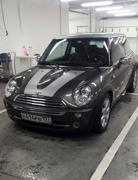 Mini Hatch 2006 - отзыв владельца