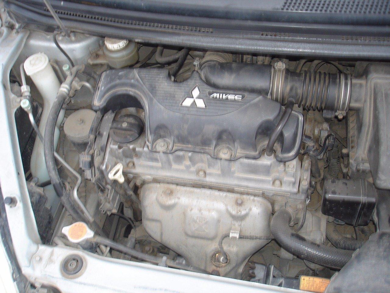 Старый верный двигатель