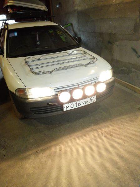 Mitsubishi Libero 1992 - отзыв владельца
