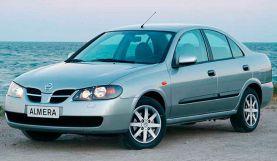 Nissan Almera, 2006