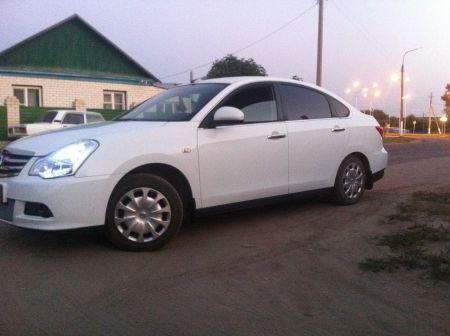 Nissan Almera 2013 - отзыв владельца