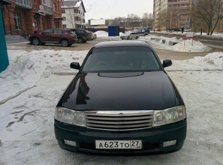 Nissan Gloria 2001 - отзыв владельца