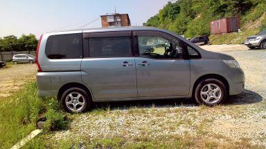 Nissan Serena, 2010