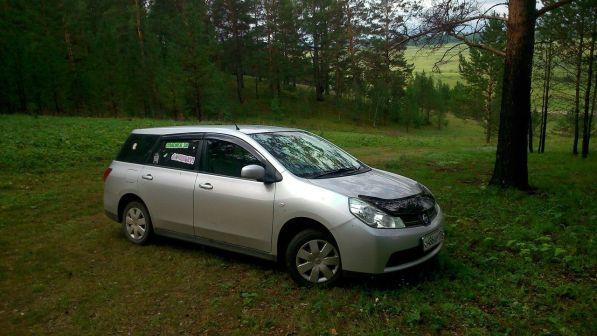 Nissan Wingroad  - отзыв владельца