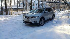 Nissan X-Trail 2015 отзыв автора   Дата публикации 03.01.2016.