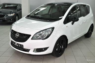 Opel Meriva 2014 отзыв автора | Дата публикации 03.01.2016.