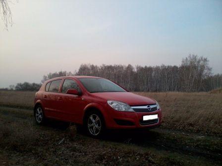 Opel Opel 2008 - отзыв владельца