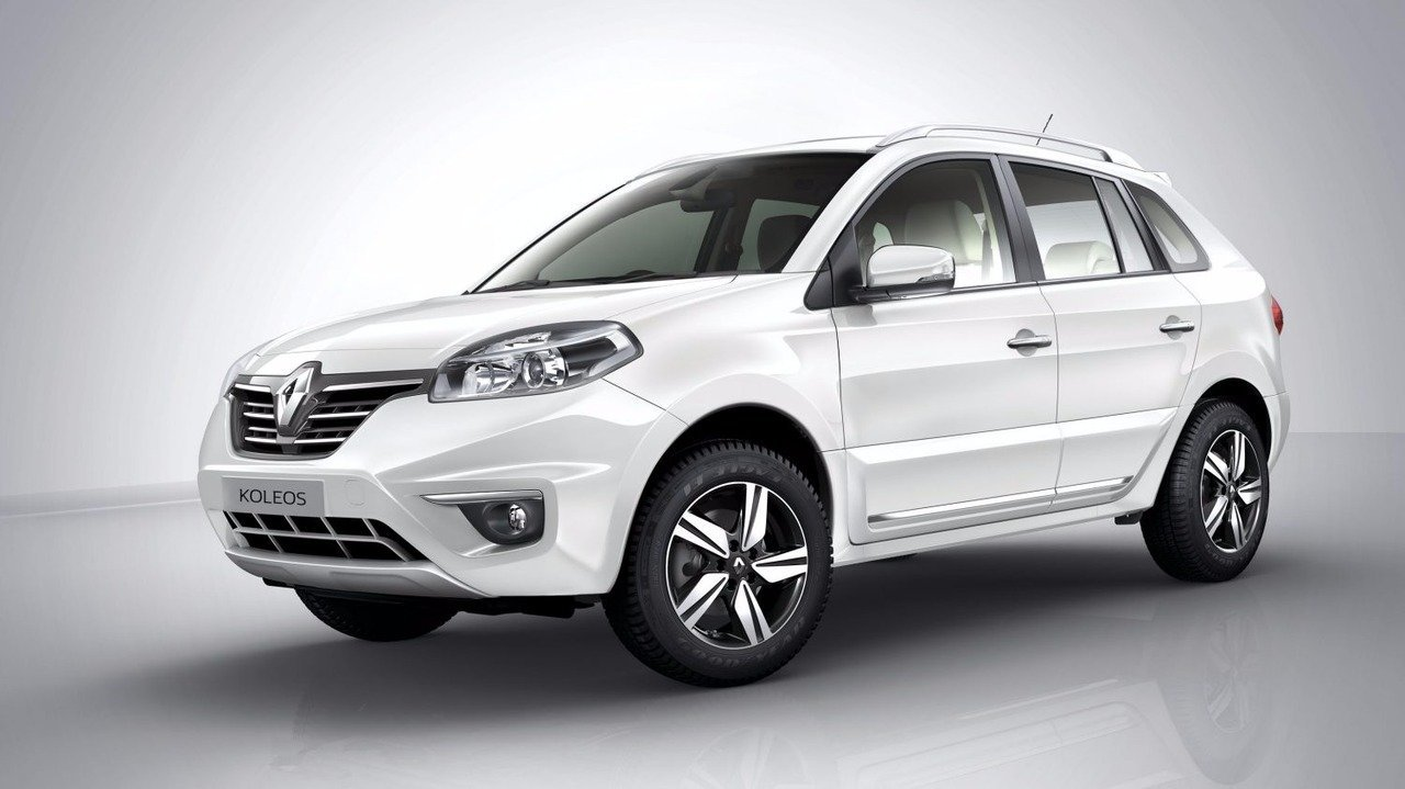 Renault koleos bose 2014
