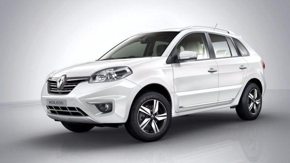 Renault Koleos 2014 - отзыв владельца