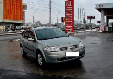 Renault Megane 2005 отзыв автора | Дата публикации 10.01.2016.