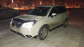 Subaru Forester 2015 отзыв владельца