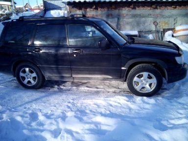 Subaru Forester 2002 отзыв автора | Дата публикации 29.01.2016.