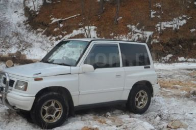 Suzuki Escudo, 0