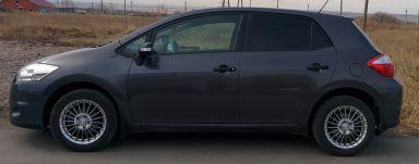Toyota Auris 2012 отзыв автора | Дата публикации 22.11.2014.