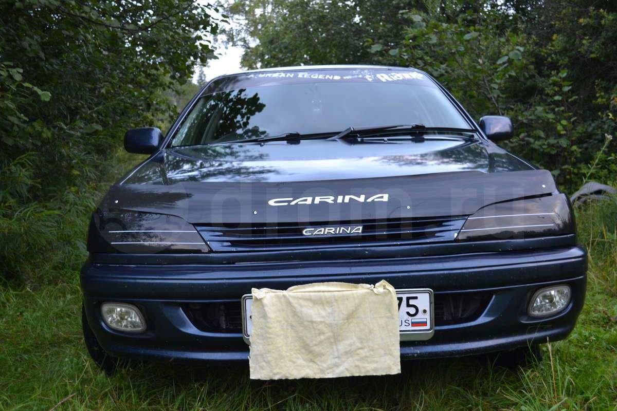 Toyota Carina 1996, 1997, 1998, седан, 7 поколение, T210 ...