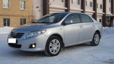 Toyota Corolla 2008 отзыв автора | Дата публикации 04.07.2014.