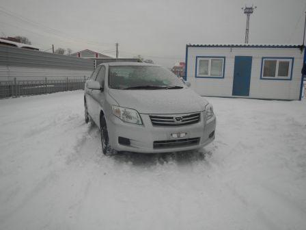 Toyota Corolla Axio 2011 - отзыв владельца