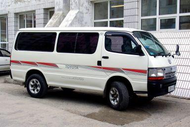 Toyota Hiace, 2000