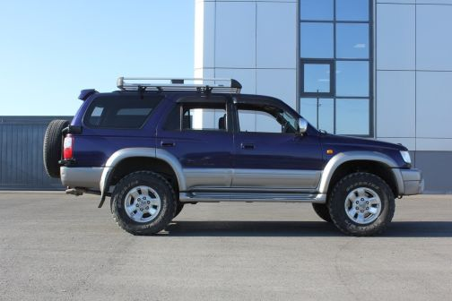 Toyota Hilux Surf 2001 - отзыв владельца
