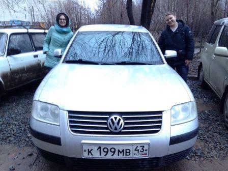 Volkswagen Passat  - отзыв владельца