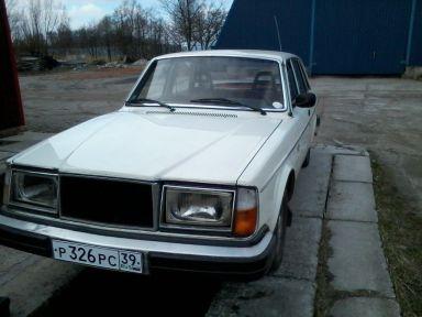 Volvo 240 1977 отзыв автора | Дата публикации 03.01.2016.