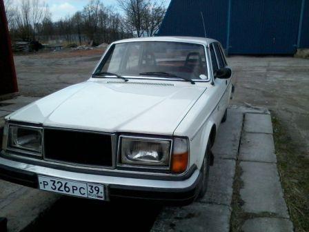 Volvo 240 1977 - отзыв владельца