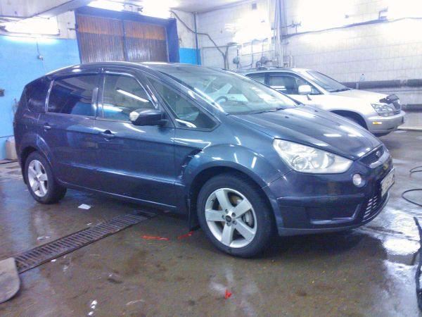 Ford S-MAX, 2007 год, 440 000 руб.