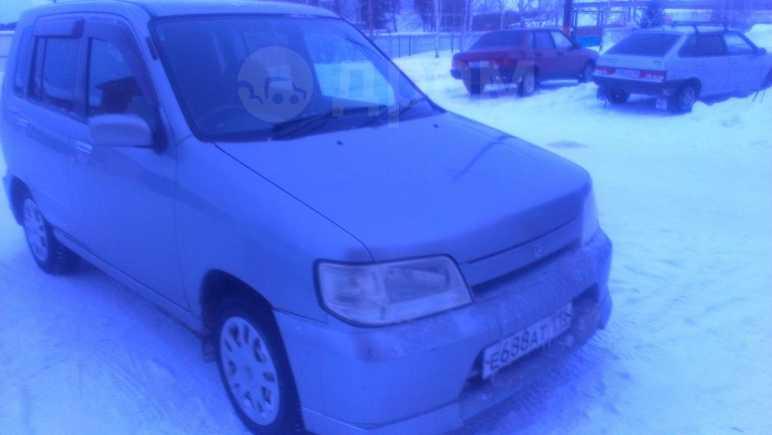 Nissan Cube, 2001 год, 135 000 руб.