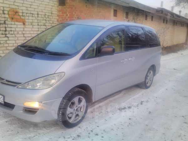 Toyota Estima, 2004 год, 625 000 руб.