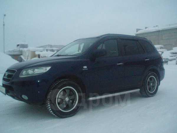 Hyundai Santa Fe, 2007 год, 770 000 руб.