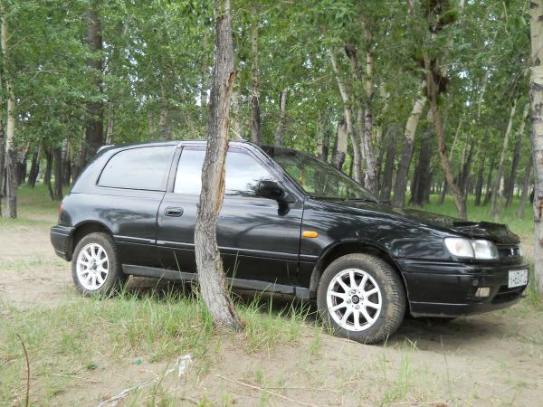 Nissan Pulsar, 1992 год, 50 000 руб.