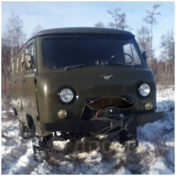 УАЗ Буханка, 1996 год, 310 000 руб.