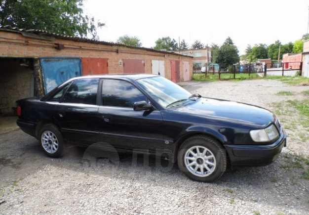 Audi 100, 1992 год, 100 000 руб.
